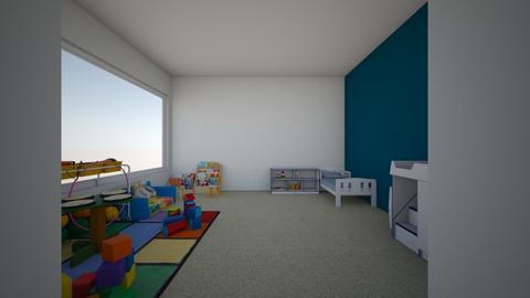 Kyson  - Kids room  - by 21mmackie