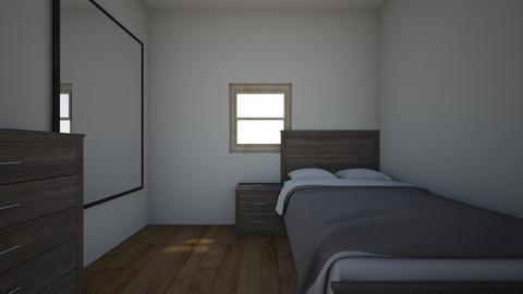 Cuarto - Modern - Bedroom  - by Kattina