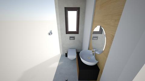 lazienka - Bathroom  - by krzysztoszki