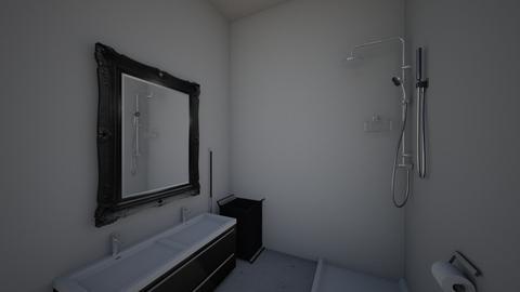 BANDB badkamer - Bathroom  - by Britt_ben ik
