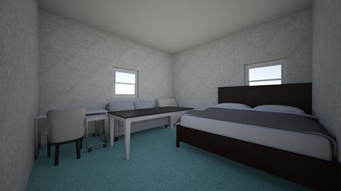 Nik - Modern - Bedroom  - by Nik Parsons