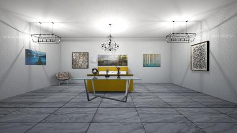 Art Nouveau Bedroom - Bedroom  - by Charginghawks