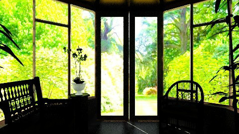 Conservatory - Classic - Garden  - by deleted_1566988695_Saharasaraharas