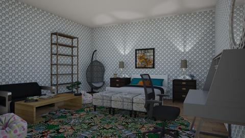 Keisha baby room - Modern - Kids room  - by Kella123456