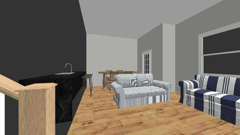 Living Room - Living room - by jaimiehoganxo