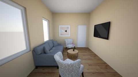 McGrath - Living room  - by deannaduba
