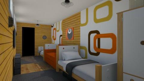 De and Co - Vintage - Bedroom  - by mywishlr