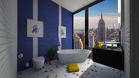 U penthouse - Bathroom - by flacazarataca_1