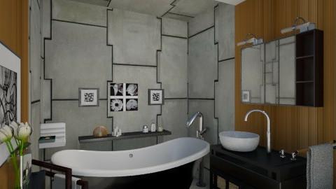NewAlaBathroom - Bathroom - by Alwa Design Studio
