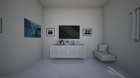 Modern Lounge - Living room  - by Bluelover200