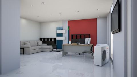 kat 2223 - Office  - by matina1976
