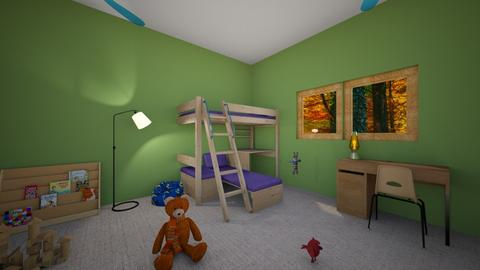 Kids Room 2 - Kids room  - by GTM04