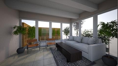 Sun Room 7 - Living room  - by homerbartlett
