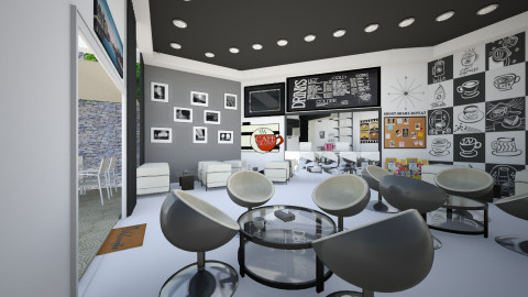 Cafegrapy - Modern - by Toleds