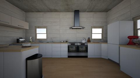 Virtuve Technologijoms - Kitchen - by XurtuX165