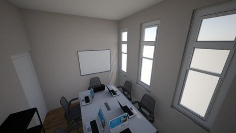 lounge sketch - Office  - by Valdoj