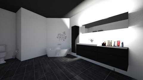 Jada - Bathroom  - by jadawadaa