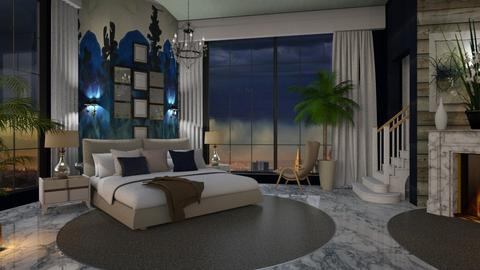 Storm is coming - Modern - Bedroom  - by ZsuzsannaCs