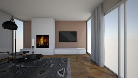 erik en eveline - Living room  - by Perenliv