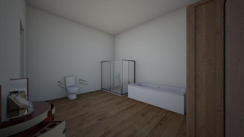 bathroom - Glamour - Bathroom  - by liloke