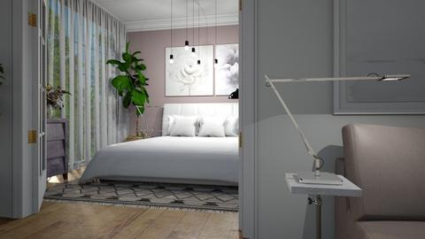 A Bedroom - Bedroom  - by LuzMa HL