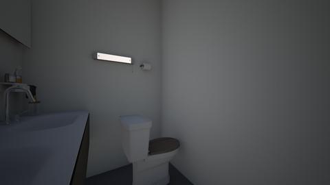 asher - Bathroom  - by mrseddymath