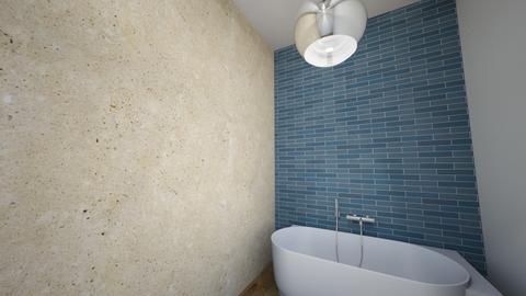 bath_otvos - Bathroom  - by balazsszabo