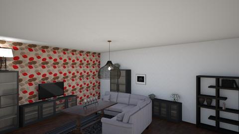 hummm - Living room  - by Uludag