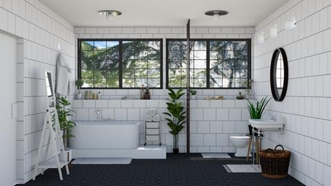 SC_Bathroom - Bathroom - by rebellure