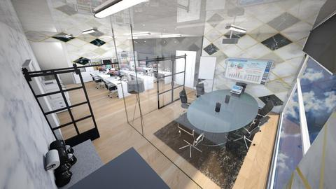 family home 82 - Modern - Office  - by Stavroula Chatzina
