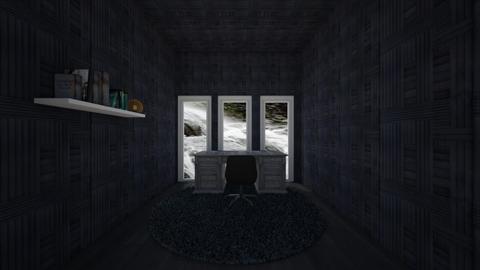 office  - Modern - Office  - by taebay1 OSG
