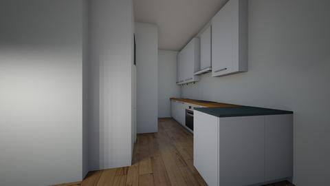 plan kitchen5 - by eezwaniey81