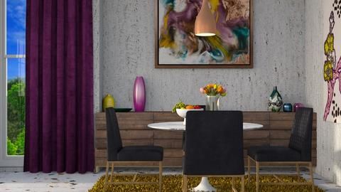 dining - Dining room - by Sirtzuu93