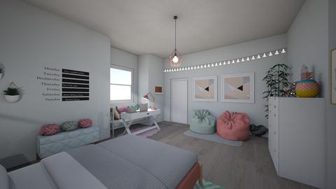bedroom one - by karrellvallecer04