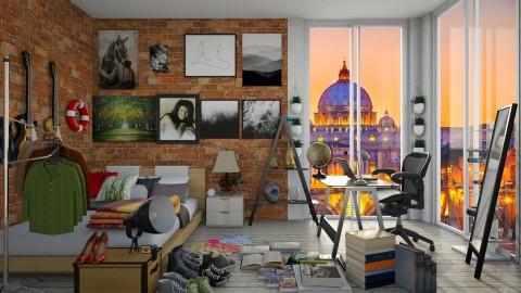 E2 - Office - by Stela Joana_99