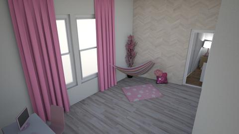 Pink bedroom - Kids room  - by Lucy_lover
