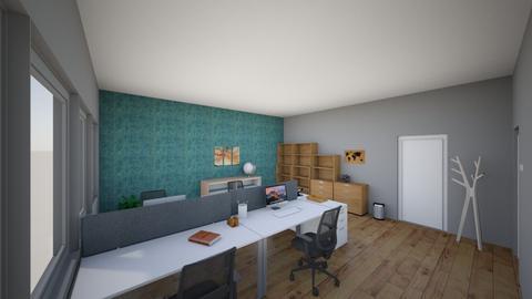 Prielle iroda - Office  - by botond112