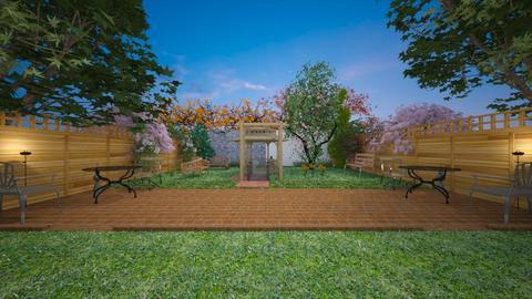 Spring Garden - Garden  - by mspence03