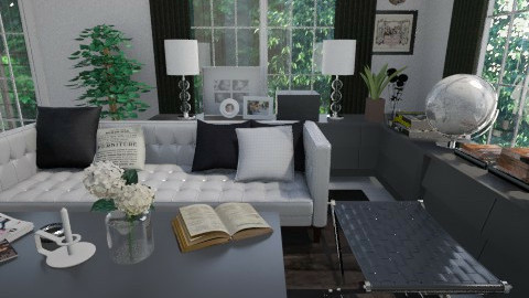 Is it  - Modern - Living room - by monikica