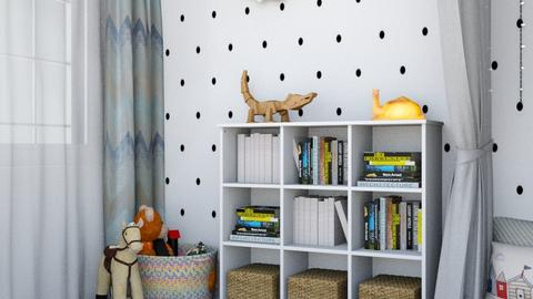 Playroom - Kids room  - by zozan