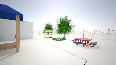 Preschool room - by asmindam27