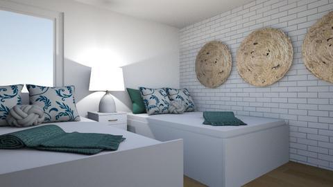 Habitacion Guaduas - Modern - Bedroom  - by Maf_Caon