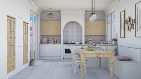 Femenina - Kitchen  - by Charipis home