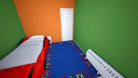 my new room - Bedroom  - by Arouf
