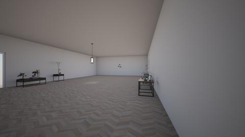 Garage Room - Garden  - by krista920