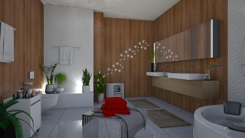 02032018a - Modern - Bathroom  - by matina1976