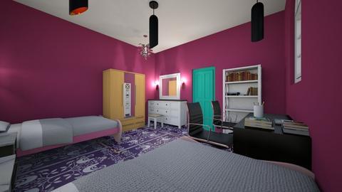 bedroom1 - by mohamed555
