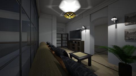 living room 1 - Living room  - by Earvette