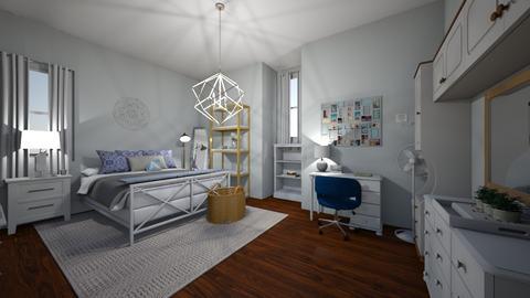 Barbee Bedroom - Classic - Bedroom - by marymbarbee
