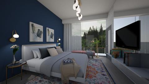 guest room - Bedroom - by shooshB